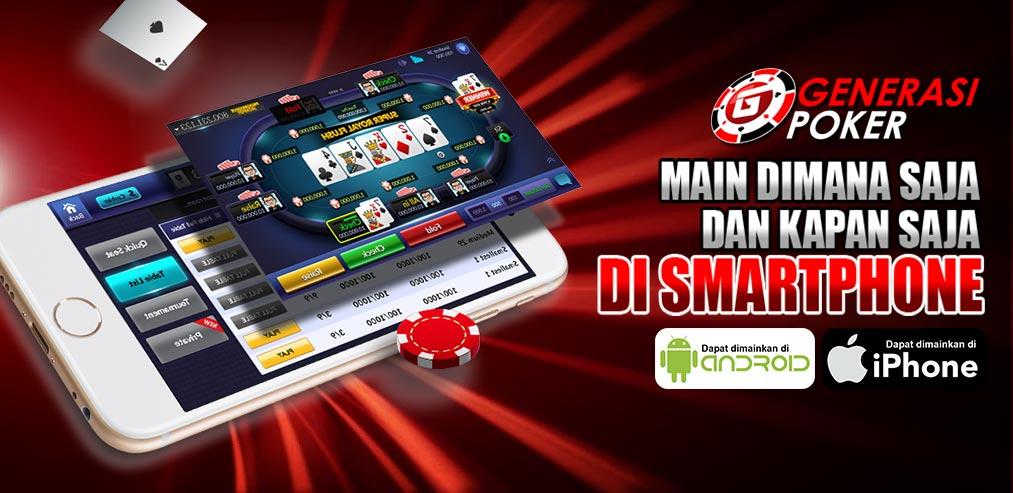 Situs Poker Online Generasipoker merupakan agen idn poker resmi